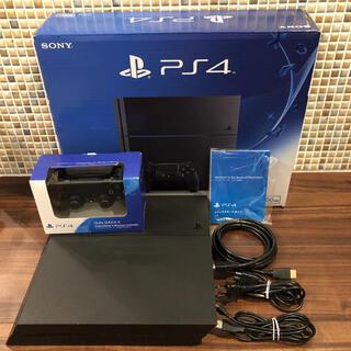 PlayStation4 - 【美品】プレイステーション4 本体 500GB CUH-1200 ブラック