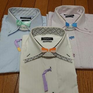 ユーピーレノマ(U.P renoma)のワイシャツ 半袖 3着(シャツ)