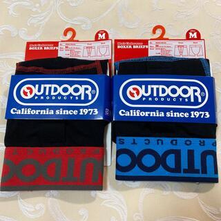アウトドアプロダクツ(OUTDOOR PRODUCTS)のOUTDOORボクサーMサイズ計2枚(ボクサーパンツ)