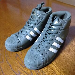 adidas - adidas スニーカー ハイカット