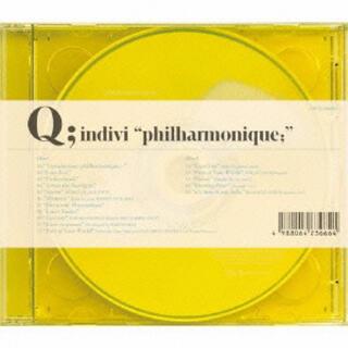 """インディヴィ(INDIVI)のQ;indivi  """"philharmonique""""(ポップス/ロック(邦楽))"""