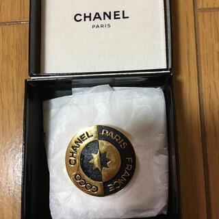 CHANEL - ヴィンテージシャネルCHANELブローチ中古品