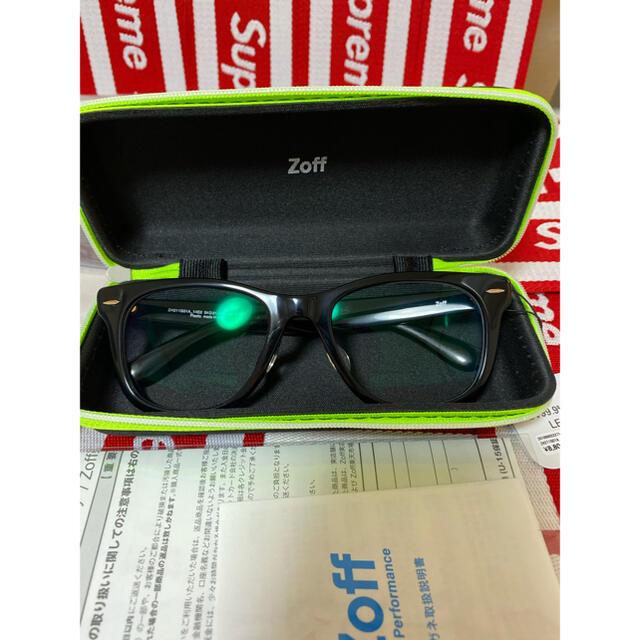 Zoff(ゾフ)のZoff×WIND AND SEA ゾフ ウィンダンシー サングラス メンズのファッション小物(サングラス/メガネ)の商品写真