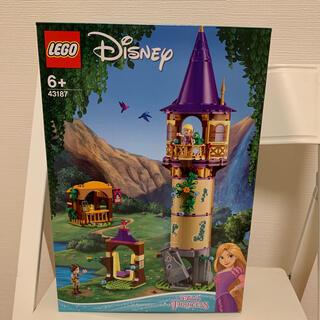 Lego - 新品LEGOディズニープリンセス43187