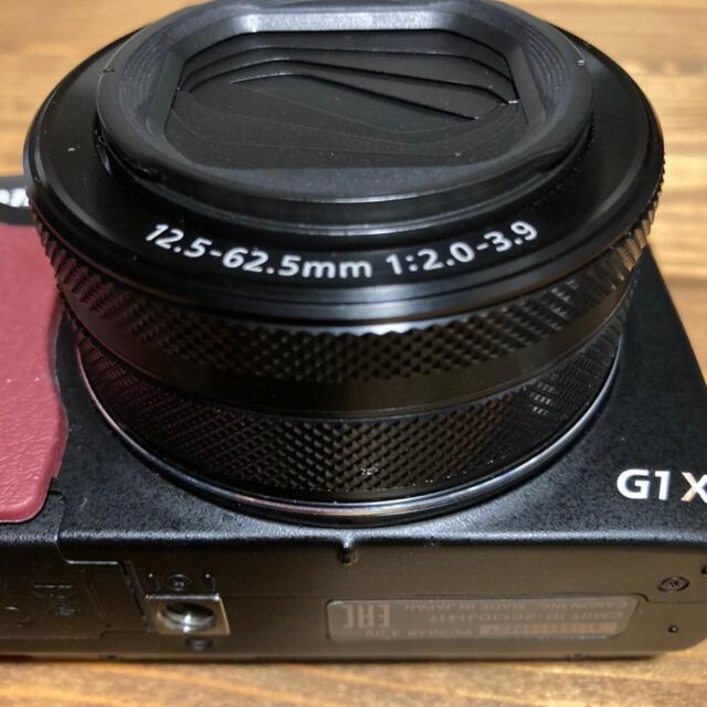 Canon(キヤノン)のCANON POWER SHOT G1X MarkⅡ スマホ/家電/カメラのカメラ(コンパクトデジタルカメラ)の商品写真