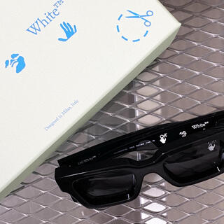 OFF-WHITE - Off-White Virgil sunglasses