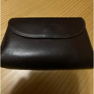 ホワイトハウスコックス(WHITEHOUSE COX)の翌日発送【WhiteHouseCox】 三つ折り財布(折り財布)