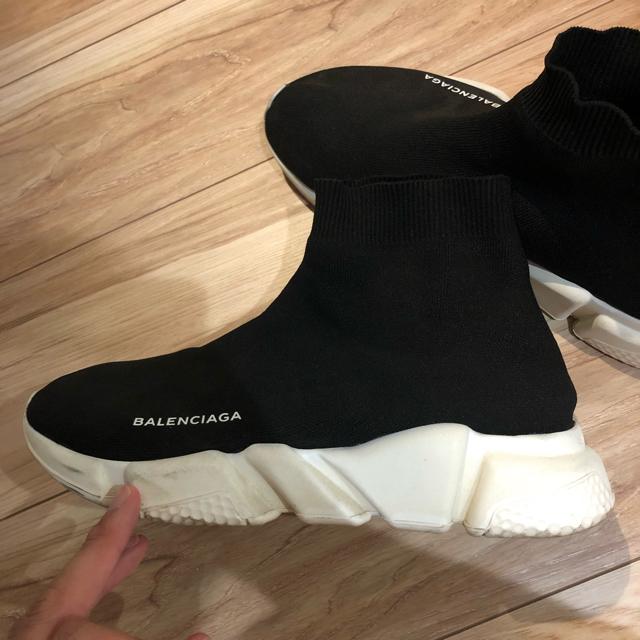 Balenciaga(バレンシアガ)のbalenciaga スピードトレーナー メンズの靴/シューズ(スニーカー)の商品写真