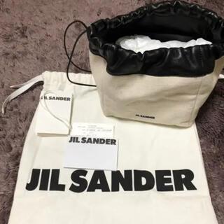 Jil Sander - JIL SANDER ジルサンダー ドローストリングバッグ 巾着バッグ 鞄