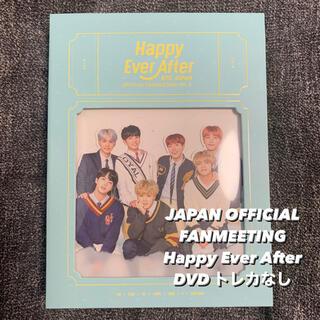 防弾少年団(BTS) - BTS HEA DVD トレカなし