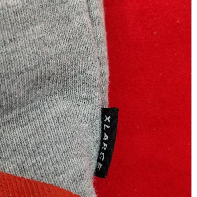 XLARGE(エクストララージ)のX-LARGE パーカー フーディー ビックシルエット 即購入可 メンズのトップス(パーカー)の商品写真