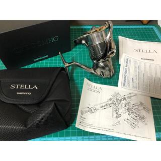 SHIMANO - 18ステラ c3000MHG 淡水のみ 美品