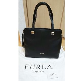 Furla - フルラ トートバック ブラック