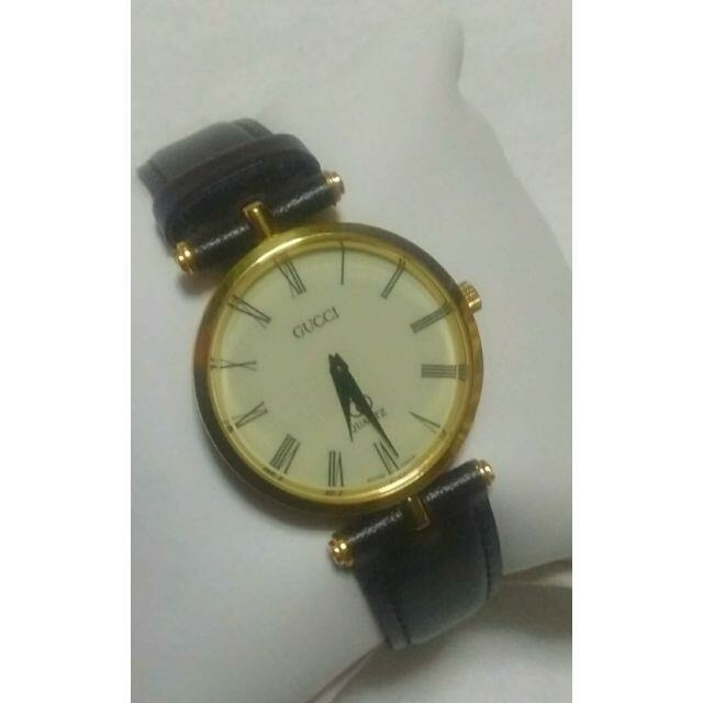 Gucci(グッチ)の未使用にグッチ、シェリーライン、ユニセックス~ レディースのファッション小物(腕時計)の商品写真