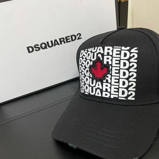 ディースクエアード(DSQUARED2)の【2021春夏新作】DSQUARED2 キャップ(キャップ)