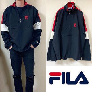 フィラ(FILA)の90's FILA フィラ ナイロンジャケット アノラックジャケット(ナイロンジャケット)