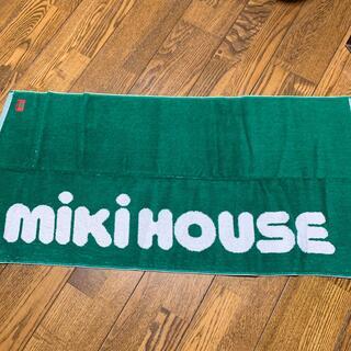 ミキハウス(mikihouse)のミキハウス フェイスタオル(タオル/バス用品)