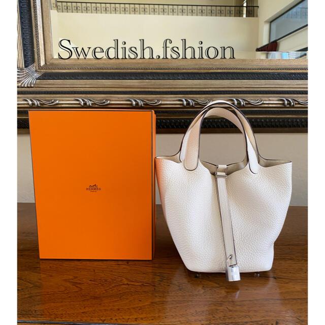 Hermes(エルメス)の新品ナタ・ピコタンロックPM レディースのバッグ(ハンドバッグ)の商品写真