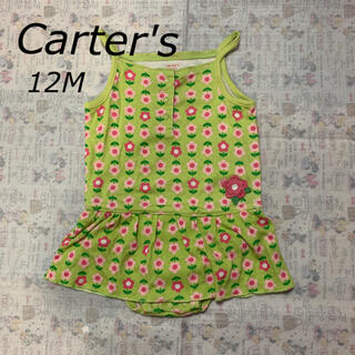 カーターズ(carter's)のCarter's 未使用(訳あり) 12M(ワンピース)