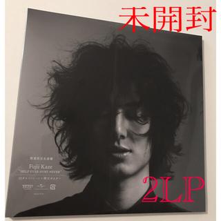 藤井風 HELP EVER HURT NEVER アナログ レコード 未開封