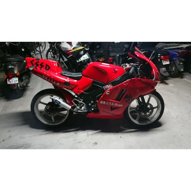 ホンダ(ホンダ)のHONDA NS-1 混合仕様 自動車/バイクのバイク(車体)の商品写真