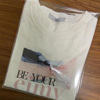 eimy istoire - eimy♡Tシャツ♡美品