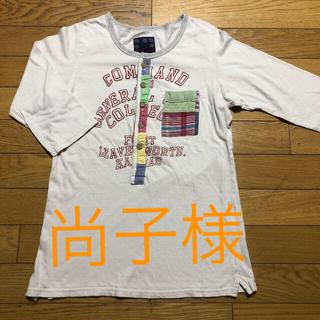 オールドベティーズ(OLD BETTY'S)のOLD BETTY'S 6分袖Tシャツ(Tシャツ(長袖/七分))