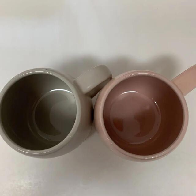 LE CREUSET(ルクルーゼ)のちゃもちゃ様専用です!ルクルーゼ スフィアマグ セット マグカップ インテリア/住まい/日用品のキッチン/食器(食器)の商品写真