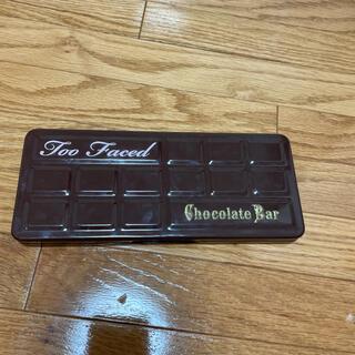 トゥフェイス(Too Faced)のToo faced chocolate bar(アイシャドウ)