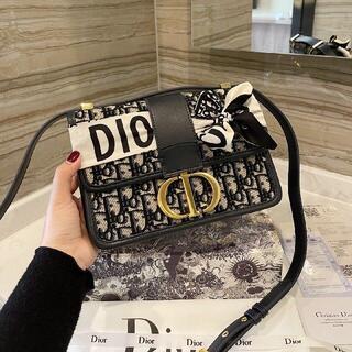 Christian Dior - 極美品 CHRISTIAN DIOR ショルダーバッグ