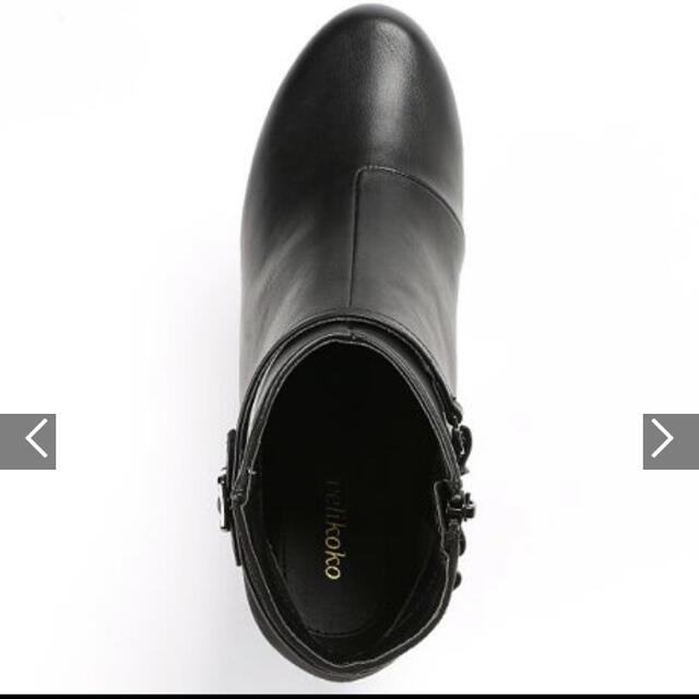 velikoko(ヴェリココ)の【新品未使用】晴雨兼用 ショートブーツ マルイ ヴェリココ レディースの靴/シューズ(ブーツ)の商品写真