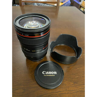 Canon - 【美品】Canon EF 24-105mm F4 L IS USM