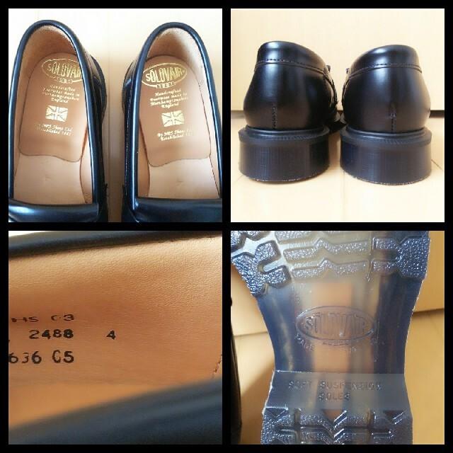 Dr.Martens(ドクターマーチン)の未使用 ソロヴェアー タッセル ローファー モカシン シューズ ドクターマーチン レディースの靴/シューズ(ローファー/革靴)の商品写真