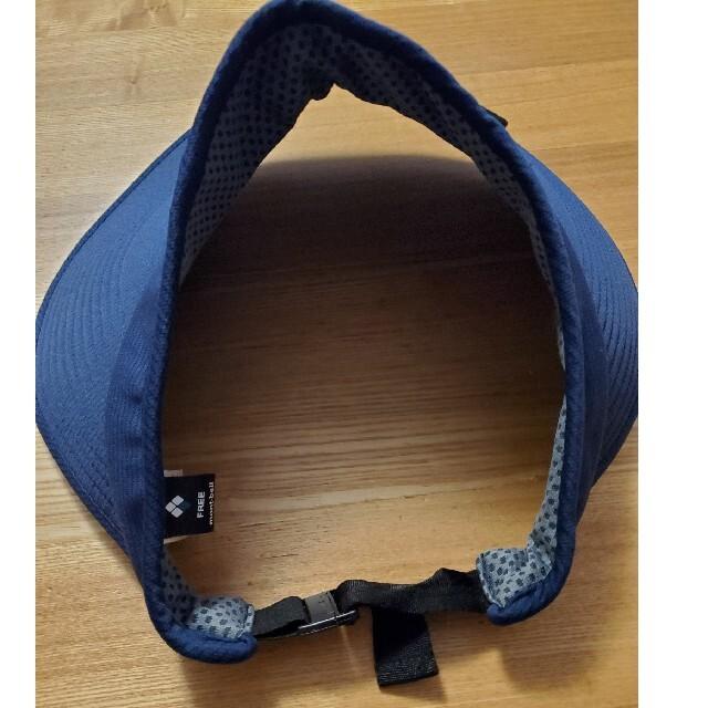 mont bell(モンベル)のmont-bell モンベル サンブロックバイザー 日焼け防止 キャップ メンズの帽子(キャップ)の商品写真