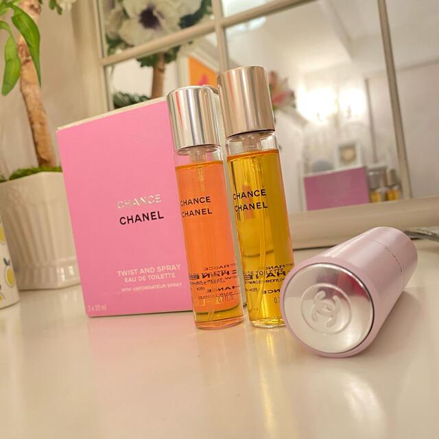 CHANEL(シャネル)のシャネル チャンス ツィスト&スプレイ コスメ/美容の香水(香水(女性用))の商品写真