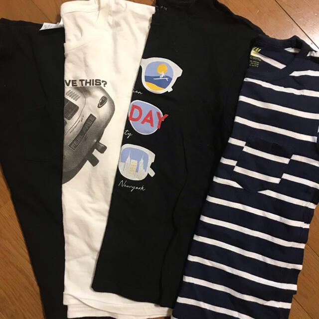 GU(ジーユー)の140 まとめ売り キッズ/ベビー/マタニティのキッズ服男の子用(90cm~)(その他)の商品写真