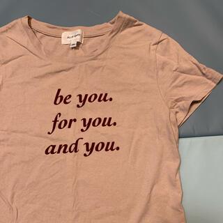 ジルスチュアート(JILLSTUART)のジルスチュアート Tシャツ(Tシャツ(半袖/袖なし))