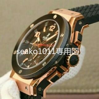 BIGBANG - 【❀今日限定❀】【HU❀BLOT】メンズ 腕時計