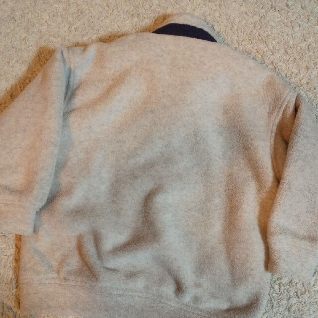 mont bell(モンベル)の専用 中古  モンベル  mont-bell  ジャンパー アウター フリース キッズ/ベビー/マタニティのキッズ服男の子用(90cm~)(ジャケット/上着)の商品写真