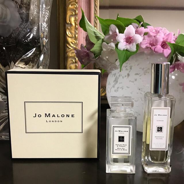 Jo Malone(ジョーマローン)のJo  MALONEグレープフルーツコロン30mlバスオイル30ml コスメ/美容の香水(香水(女性用))の商品写真