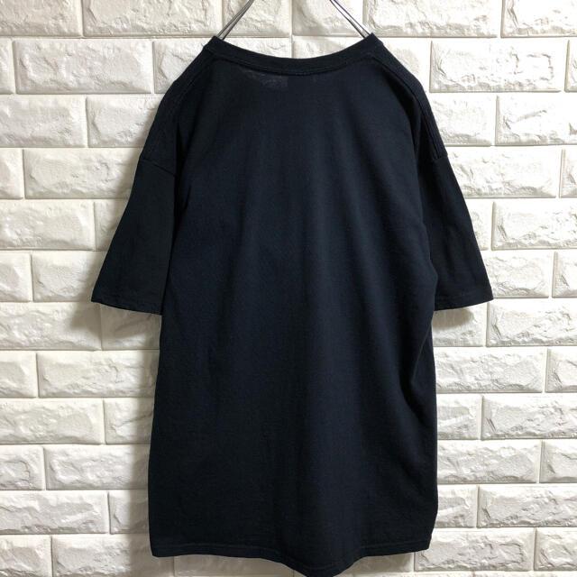 GILDAN(ギルタン)のアメリカ古着 ギルダン モンスター FOX  プリント Tシャツ メンズLサイズ メンズのトップス(Tシャツ/カットソー(半袖/袖なし))の商品写真