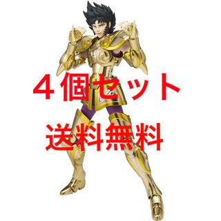 バンダイ(BANDAI)の4個 聖闘士聖衣神話EX カプリコーンシュラ リバイバル版 聖闘士星矢(アニメ/ゲーム)