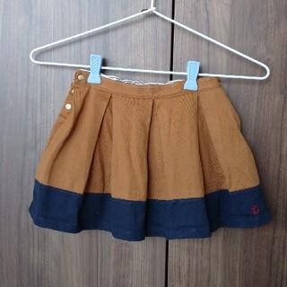 プチバトー(PETIT BATEAU)のプチバトー スカート 4ans(100センチ)(スカート)