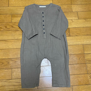 韓国子供服 ガーゼオール chaleur bykuga(カバーオール)