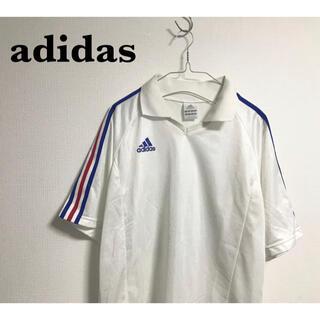 ナイキ(NIKE)の90's 古着 adidas ナンバリング ゲームシャツ  ユニセックス(シャツ)