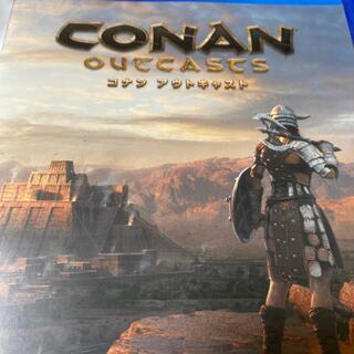 PlayStation4 - 即購入可◎ Conan Outcasts(コナン アウトキャスト) PS4