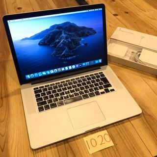 Mac (Apple) - SSD1TB MacBook pro retina 15インチ mid015