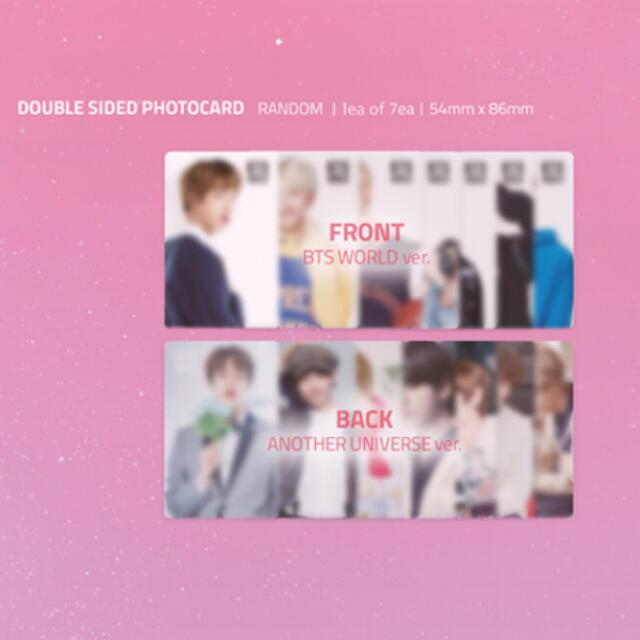 防弾少年団(BTS)(ボウダンショウネンダン)のBTS✨BTS WORLD Soundtrack✨新品未開封品‼️ エンタメ/ホビーのCD(K-POP/アジア)の商品写真
