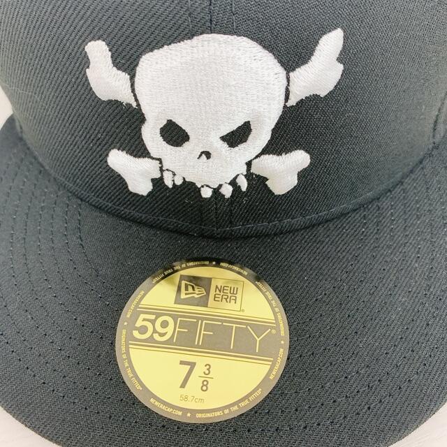 Supreme(シュプリーム)の7 3/8 Supreme Skull New Era ニューエラ キャップ  メンズの帽子(キャップ)の商品写真