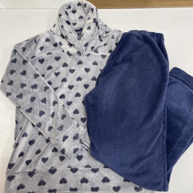 GU(ジーユー)のGU パジャマ マシュマロフィール レディースのルームウェア/パジャマ(ルームウェア)の商品写真